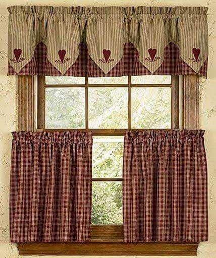 decoracao cortinas interiores cozinha