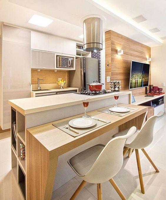 decoracao cozinha americana 4 1