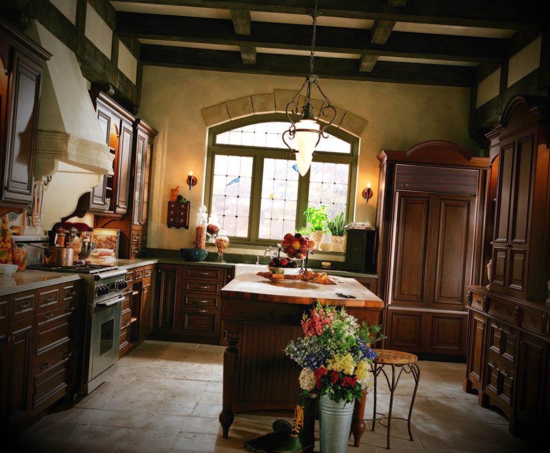 decoracao cozinha inglesa