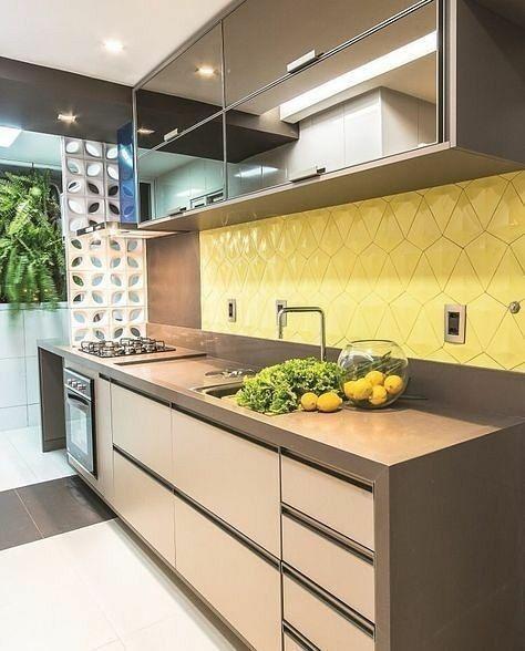 decoracao cozinha moderna colorida 2