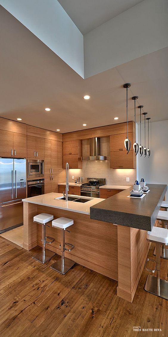 decoracao cozinha moderna