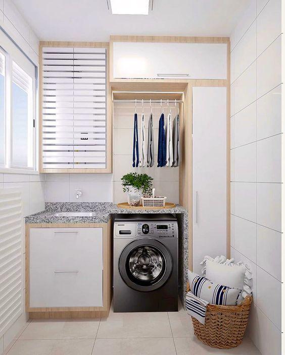 decoracao da lavandaria 2