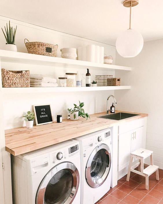 decoracao da lavandaria 6