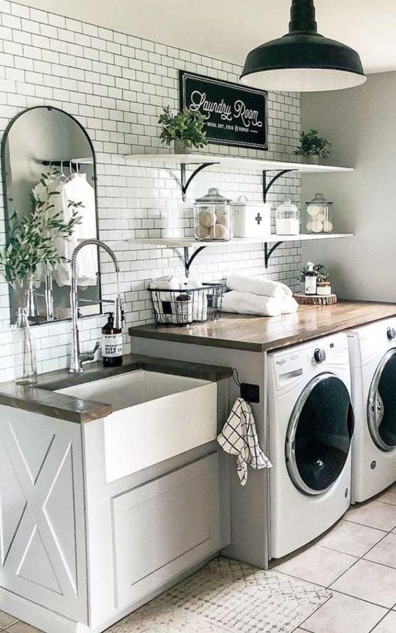 decoracao da lavandaria 7