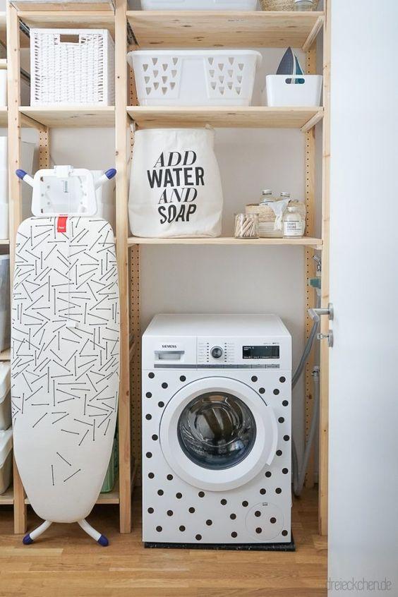 decoracao da lavandaria 9
