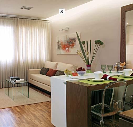 Ideias para decorar apartamentos pequenos for Sofa que vira beliche onde comprar