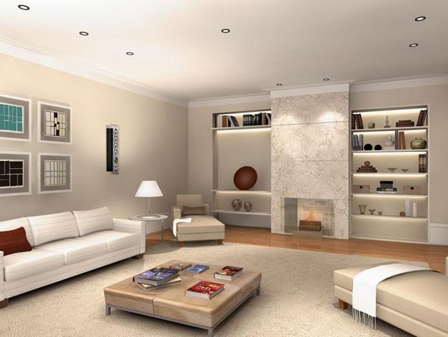 decoracao de apartamentos sala de estar