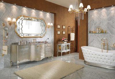 decoracao de banheiro de luxo