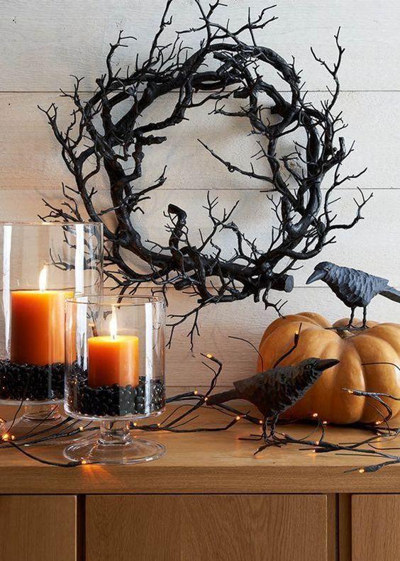 decoracao de halloween 4