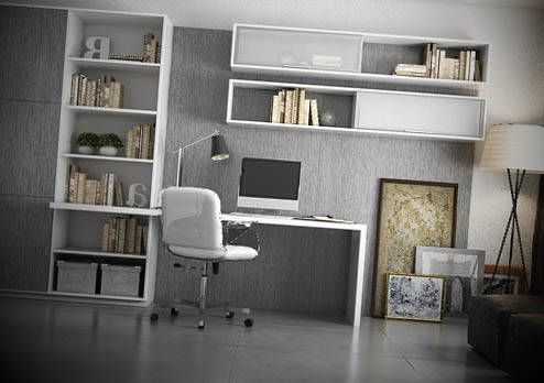 decoracao de home office