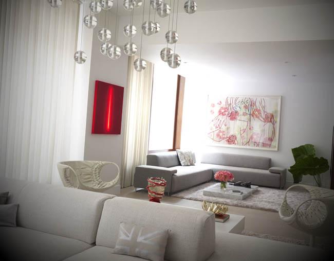 decoracao de interiores cor branco