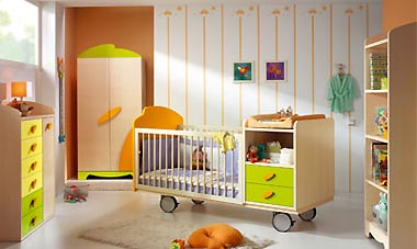 decoracao de quarto de bebe