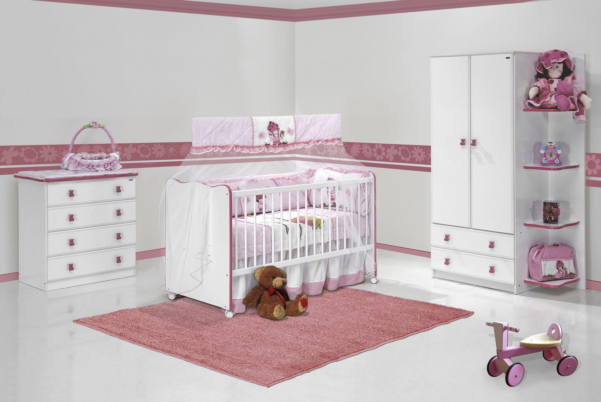 decoracao-de-quartos-infantil-feminino-simples