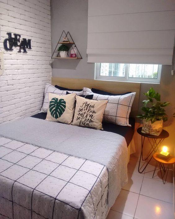 decoracao de quartos pequenos 1