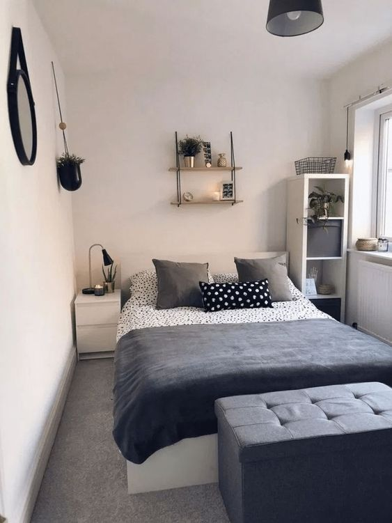decoracao de quartos pequenos 3