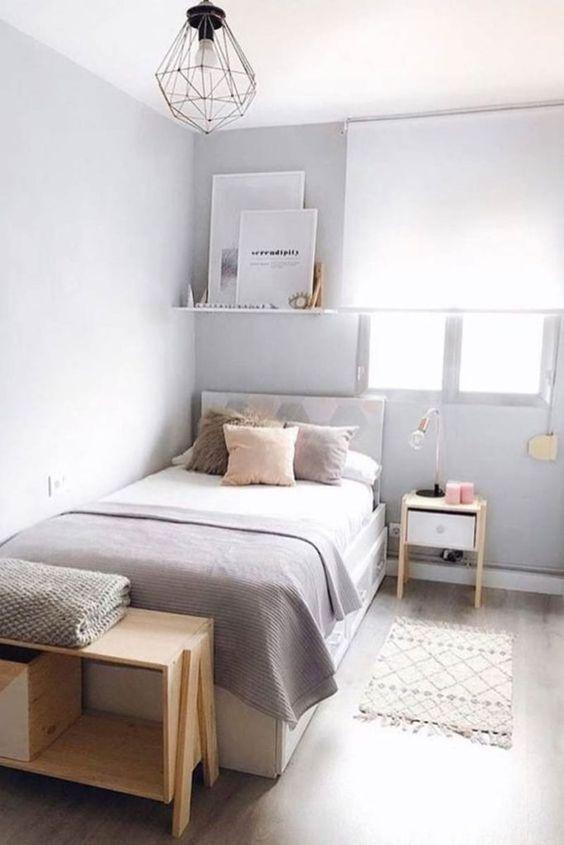 decoracao de quartos pequenos 5