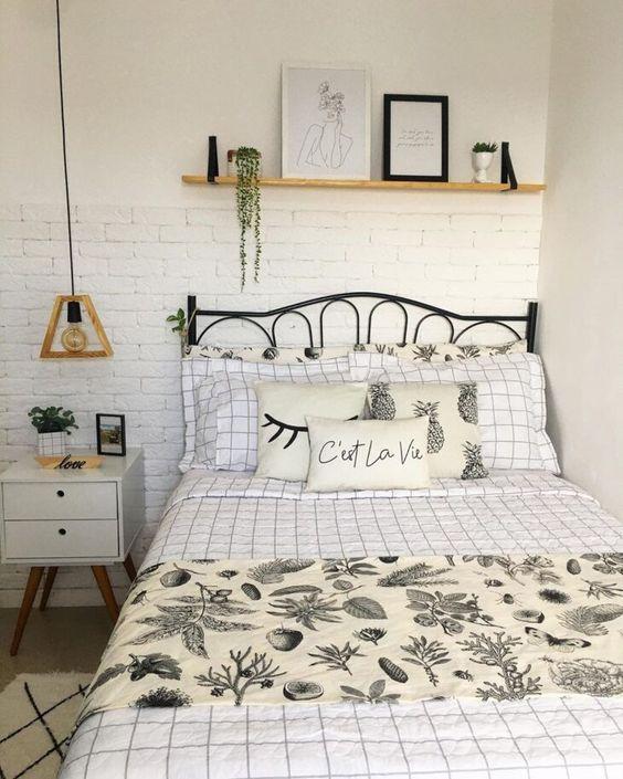 decoracao de quartos pequenos 7