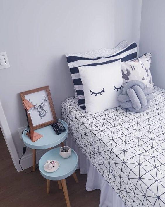 decoracao de quartos pequenos 8