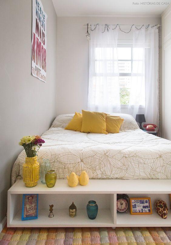 decoracao de quartos pequenos