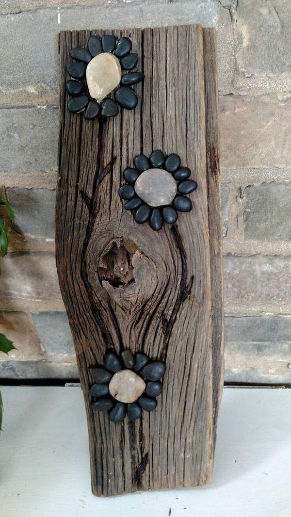 decoracao de seixos pretos 4