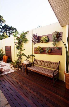decoracao deck madeira 1