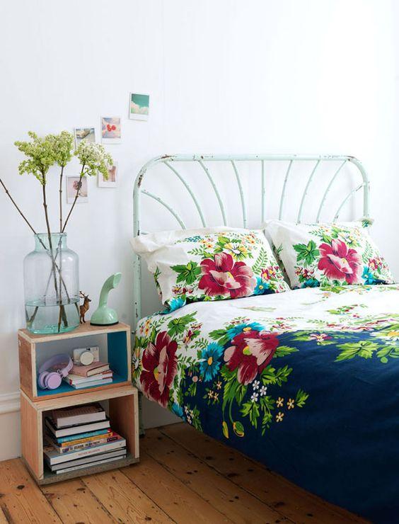 decoracao estampa floral 5