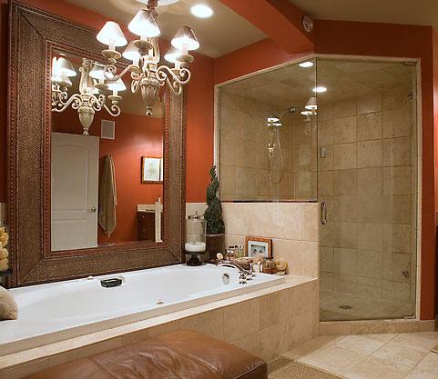 decoracao feng shui casa banho