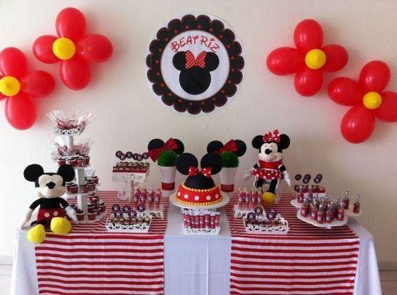 decoracao festa minnie 3
