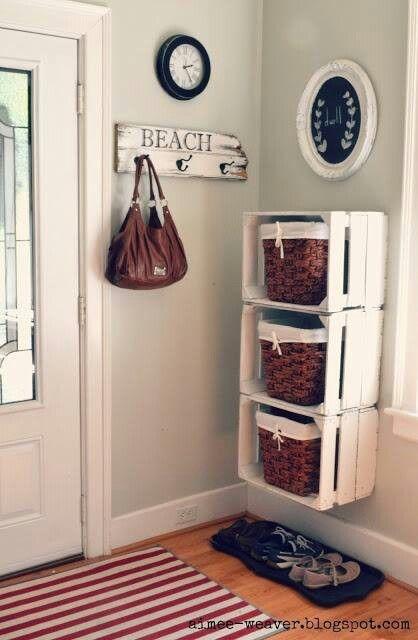 decoracao-hall-entrada-caixotes-madeira