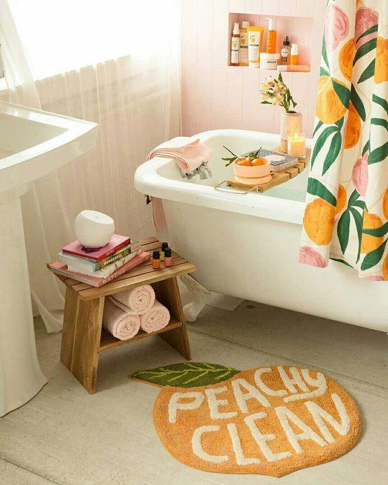 decoracao interior tropical banheiro 1