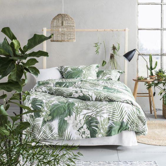 decoracao interior tropical quarto 1