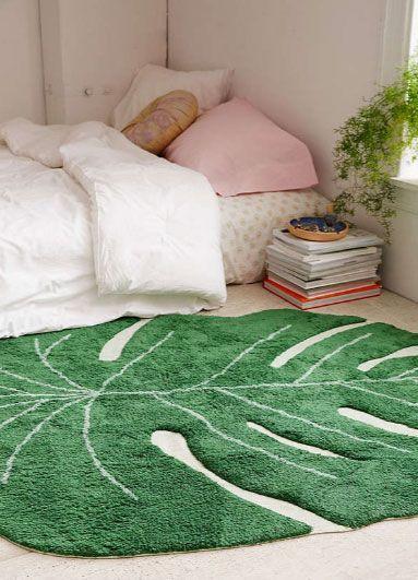 decoracao interior tropical tapete
