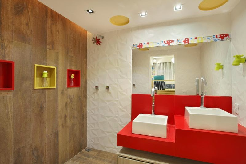 decoracao interior vermelho 1