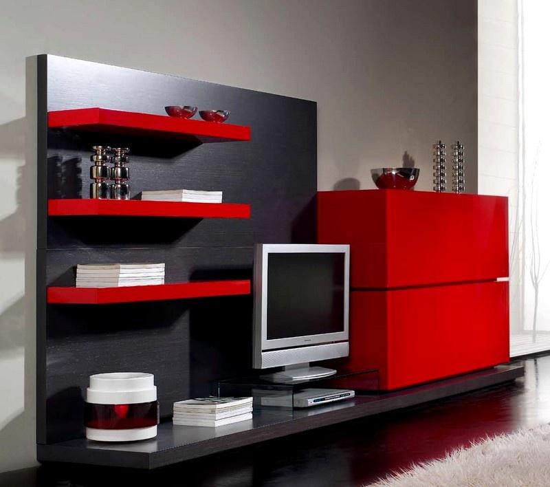 decoracao interior vermelho 15