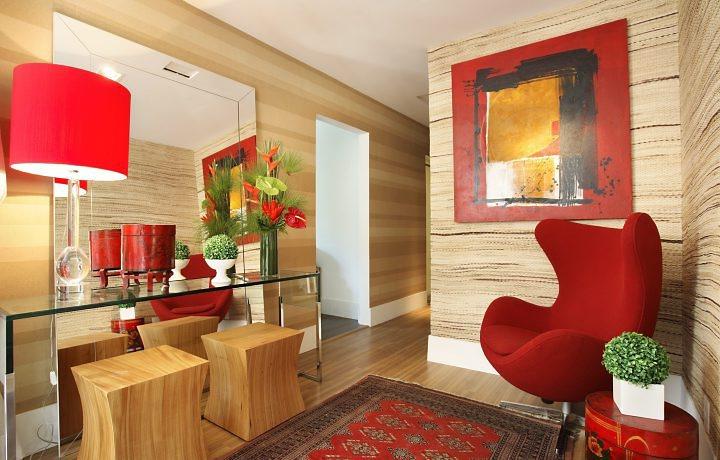 decoracao interior vermelho 17