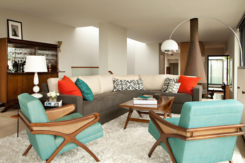 Decora o de interiores para casas modernas for Casas e interiores
