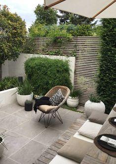 decoracao jardim externo pequeno