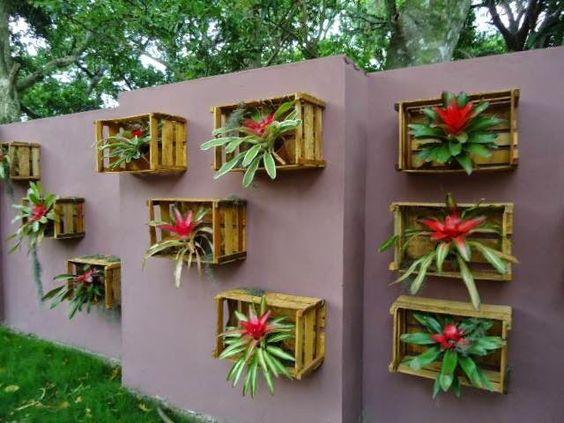 decoracao jardim simples diy