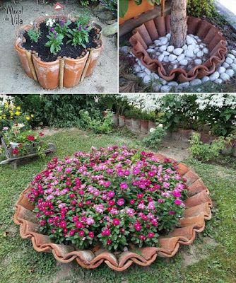 decoracao jardim