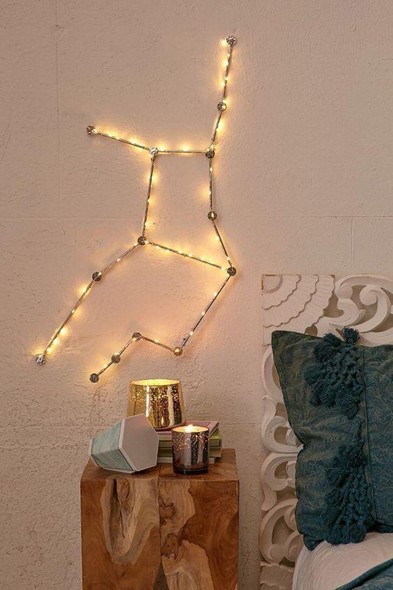 decoracao luzes led