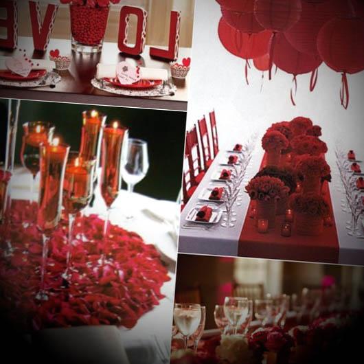 decoracao mesa dia namorados