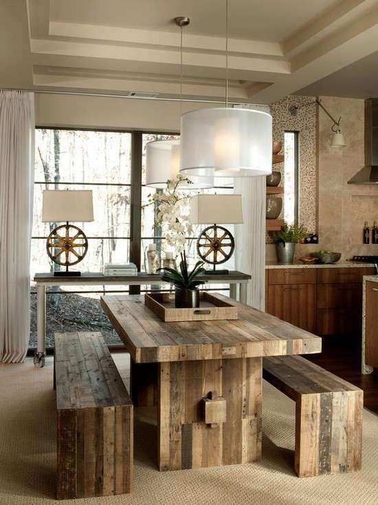 decoracao mesa madeira 11