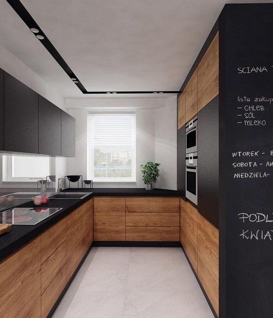 decoracao moveis madeira cozinha 1