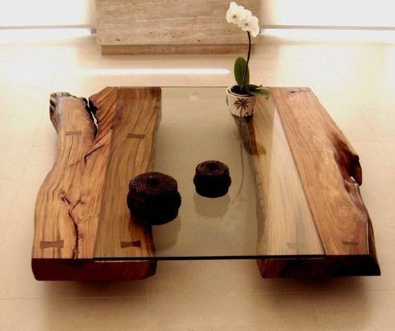 decoracao moveis madeira mesa