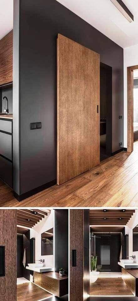 decoracao moveis madeira porta