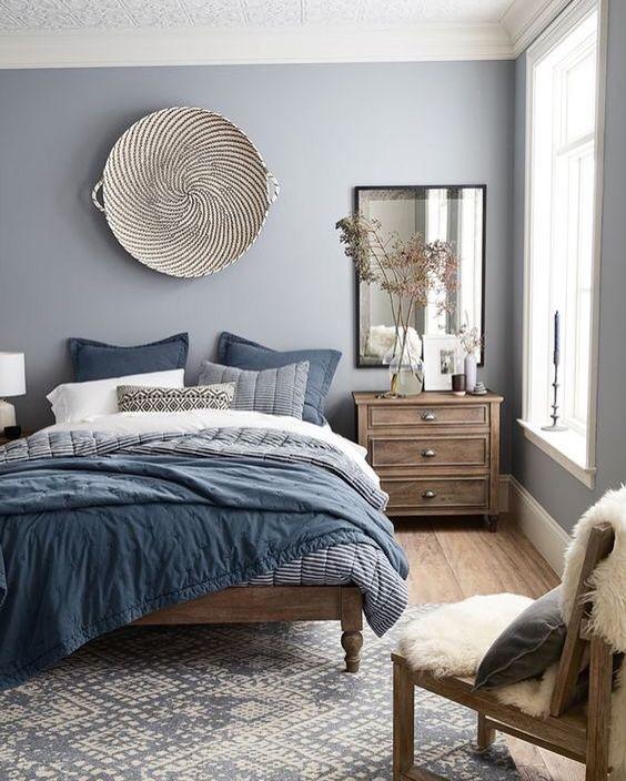 decoracao moveis madeira quarto