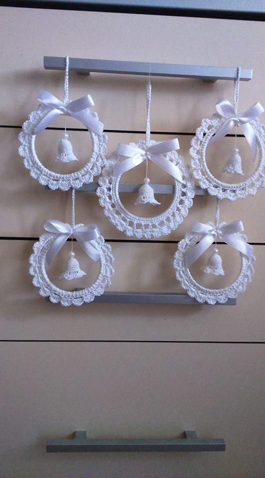 decoracao natal croche inspiração