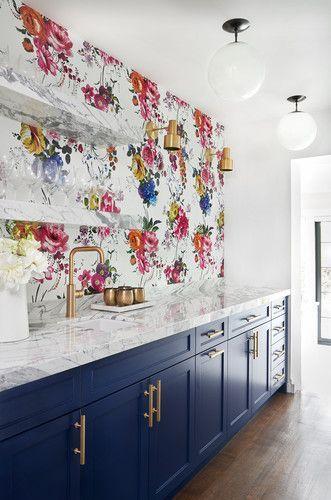 decoracao papel parede cozinha