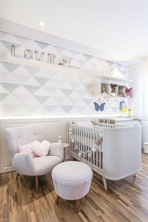 decoracao papel parede quarto crianca 1