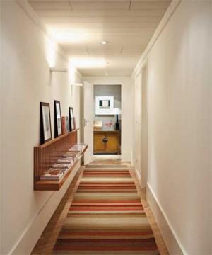 decoracao para corredores grandes